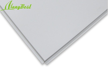 595*595 Lay in Aluminum Ceiling Tiles for commercial decoration