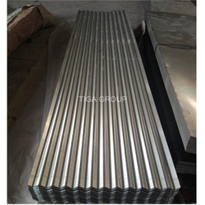 Teja De Teja Galvanizada for South America/ Corrugated Gi Steel Sheets