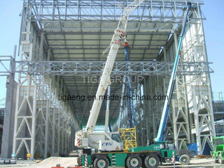 Peb Steel Structure Prefabricated Roof Hangar Shed Buildings with Ce