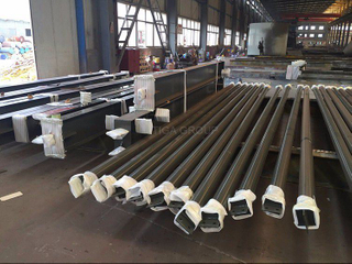 Good Quality Pre Engineered Warehouse Light Steel Structure Workshop
