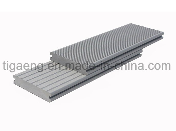 High-End Anticorrosion Fire Resistant Outdoor WPC Plate for Europe