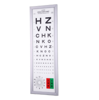 WH 0804 5M led distance visual acuitry chart light box