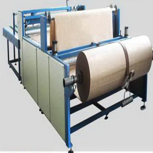 cutting machine for tubular woven fabric
