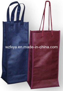 Wine Bag With 1PC Bottle Holder (LYW01)