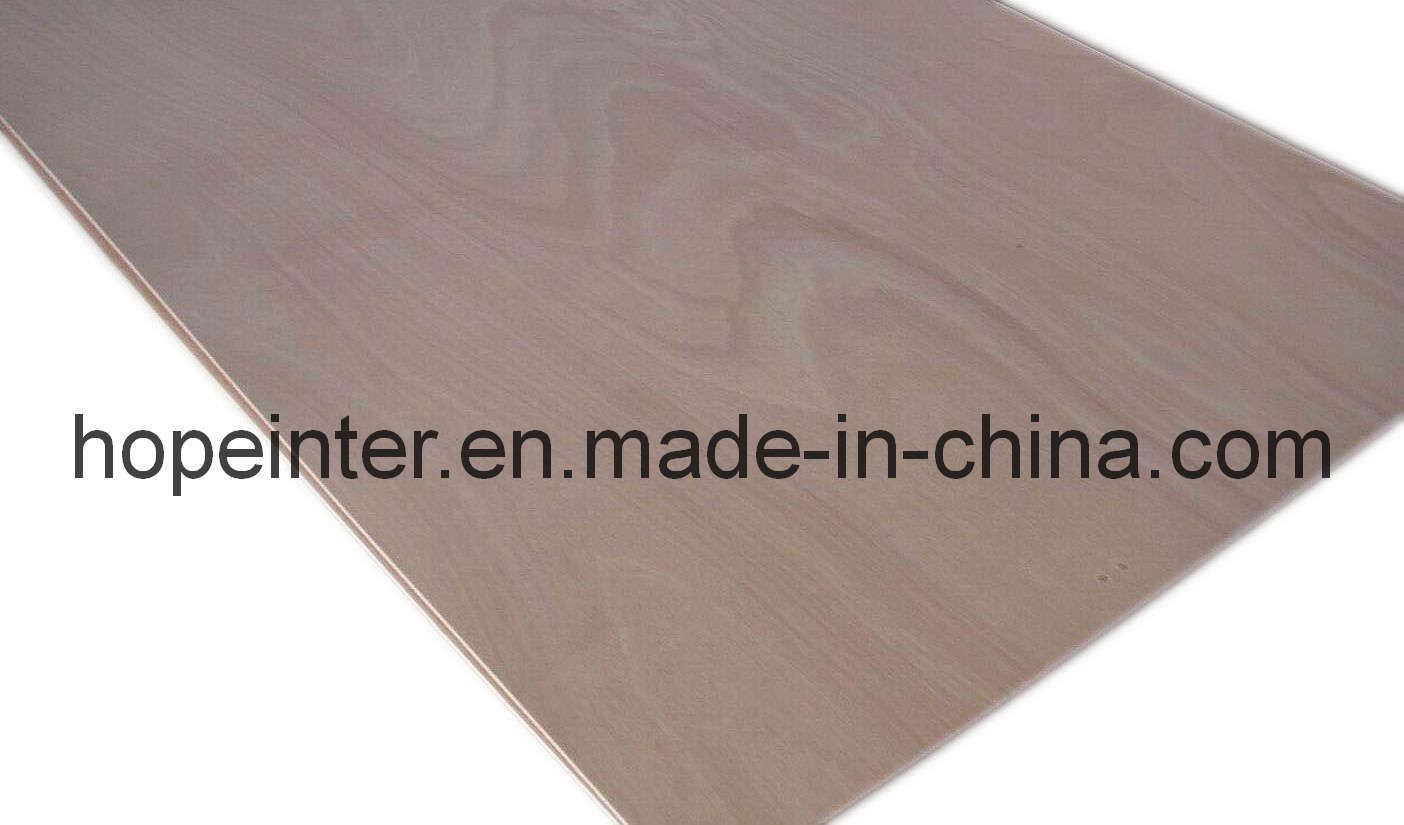 Okoume Plywood / Commercial Plywood (HL018)