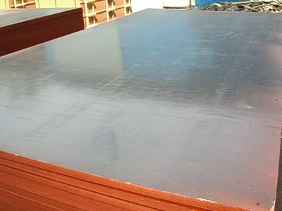 Marine Plywood Finger Joint Grade Brown Film