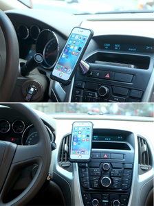 Wireless Charging Case with Magnetic Car Mount Charger for iPhone Holder