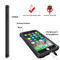 Protective Waterproof Mobile Phone Housing Case for iPhone 7