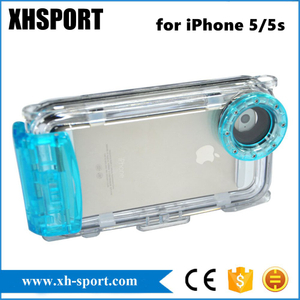 40 Meter Waterproof 100% Waterproof Case for Smart Phone iPhone 5