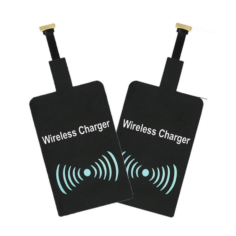 Universal Wireless Charging Qi Standard Wireless Charger Receiver for Android iPhone IOS smartphone