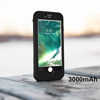 5.5inch Waterproof Battery Case for IPhone 7p Waterproof Power Bank for IPhone 8p