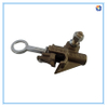 Eye bolt for cable clamps