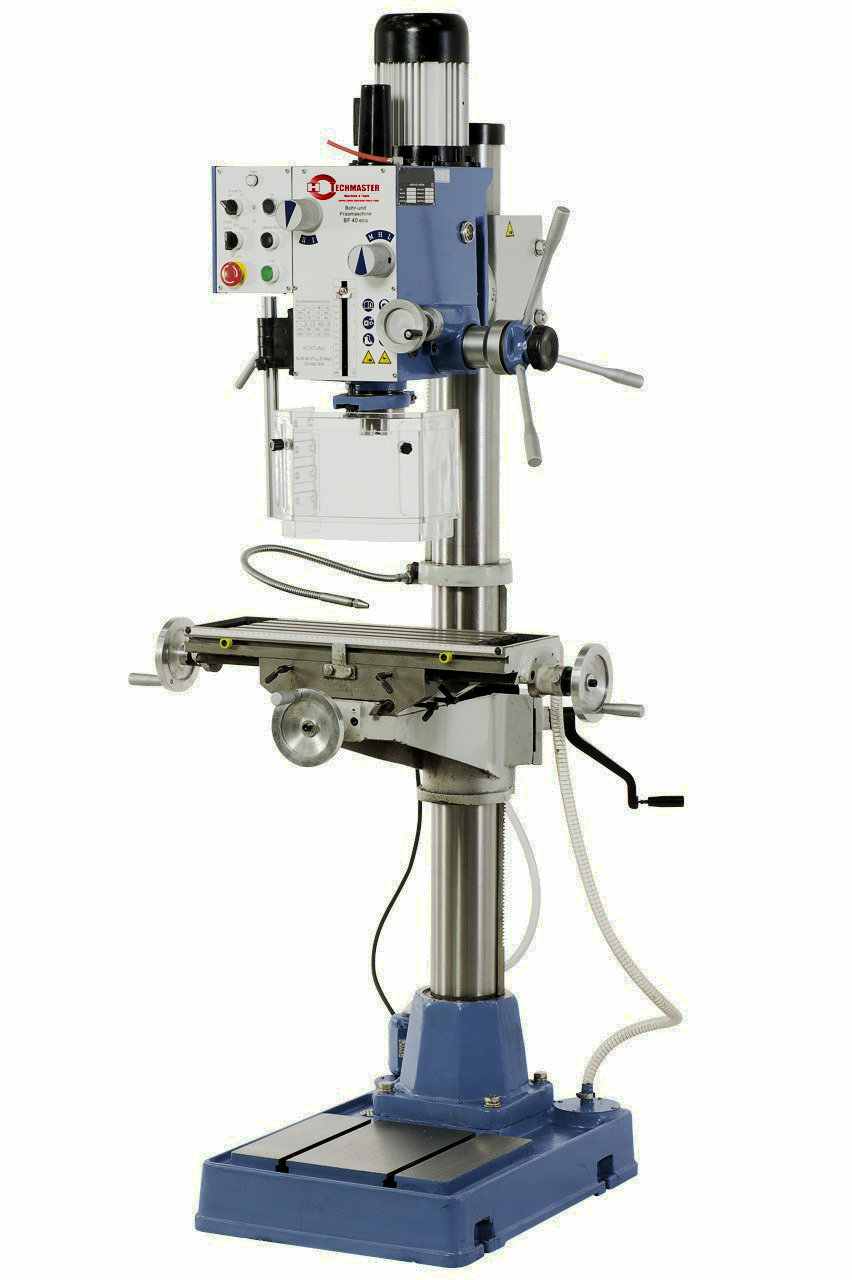 VERTICAL DRILLING AND MILLING MACHINE EUROPE STYLE J-ZX45HCL
