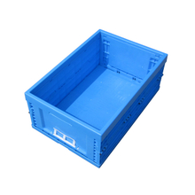 Collapsible container with inner locks 600x400x240