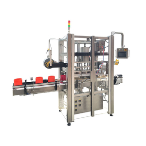 Automatic Film Sealing machine for bottle, jars