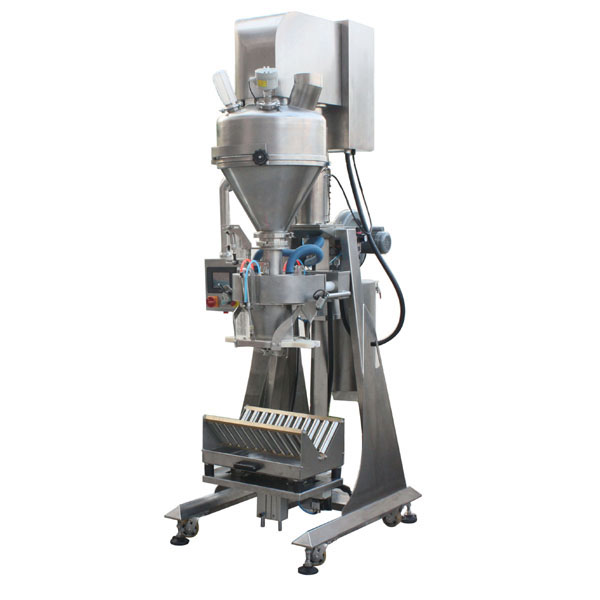 Fill by weight machine for powder