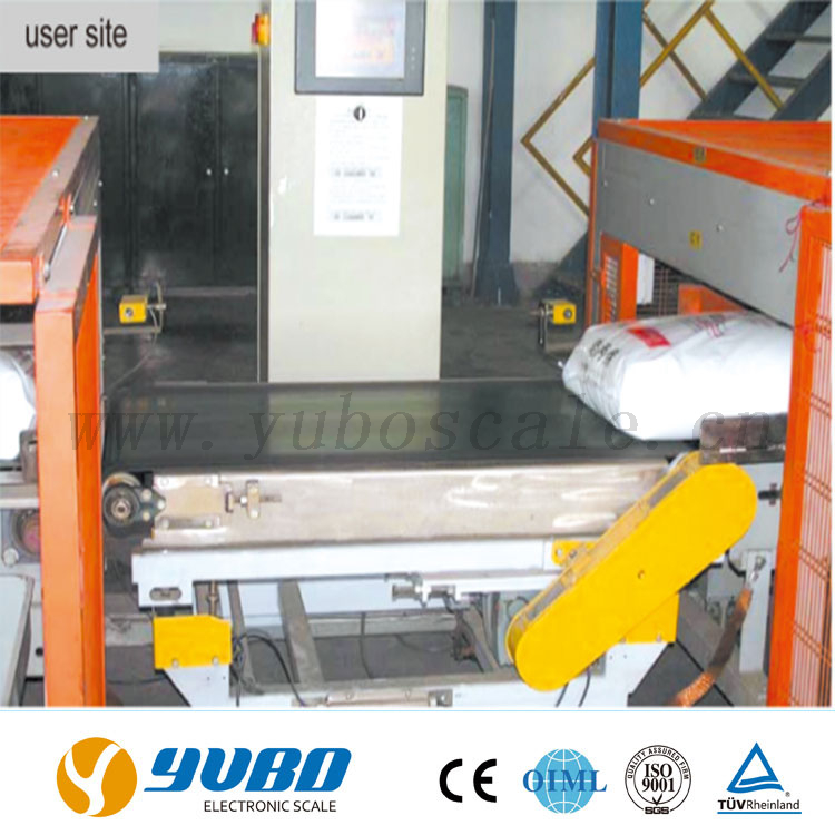 Online High-speed Checkweigher