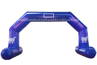 RB21035(6x3.5m) Inflatable Business Use Arch/Inflatable Customized Arch for Commercial Use