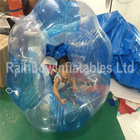 RB33012(dia 1.2m)Inflatable kid zorb roller for sale
