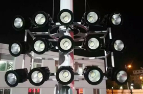 IP65 outdoor project LED high bay light projectors