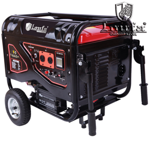 15HP SEMI SILENT AIR COOLED GASOLINE GENERATOR(LF6500S)