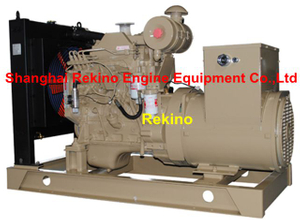 Cummins 30-40KW 50HZ marine emergency generator set