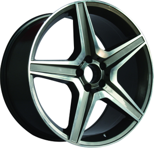 W0121 Replica Alloy Wheel / Wheel Rim for mercedes-benz A B C E S