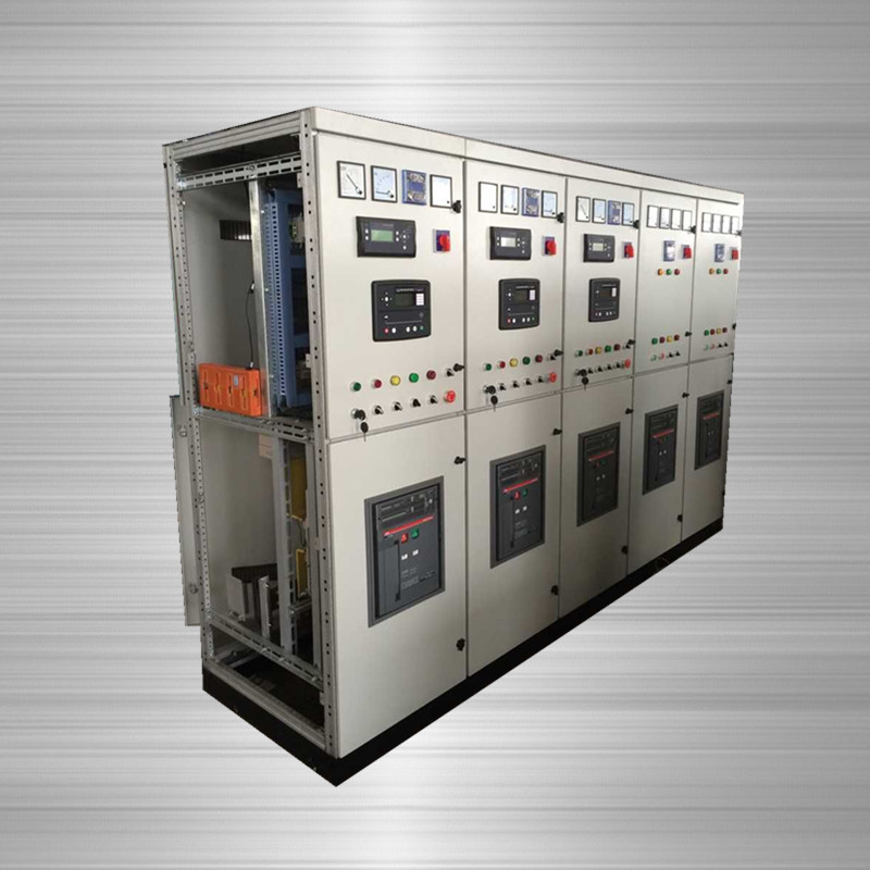 Diesel Generator Set In Parallel
