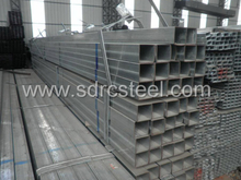 Square Pre-Galvanized Steel Pipe