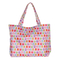 Pink Owl supermarket shopping bag