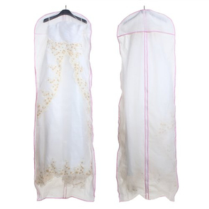 Wedding gown garment bag