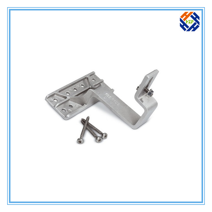 Stainless Steel Roof Hook for Solar Panel Mounting-2