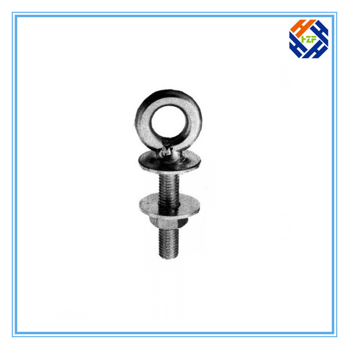 Eye Bolt Made of Stainless Steel Rigging Hardware-4