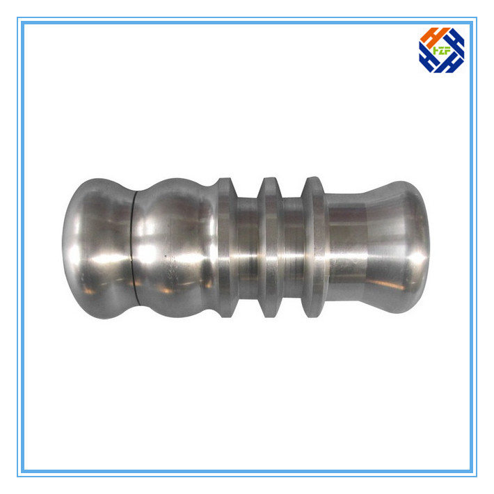 Trailer Ball by Forging CNC Machining Process-2
