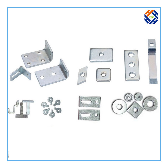 Precision Metal Stamping Part for Sheet Metal Fabrication