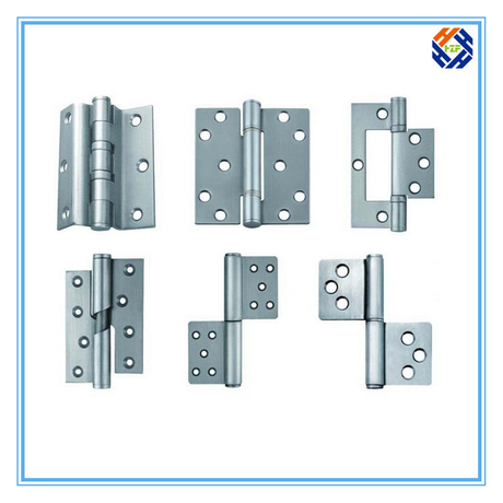 Steel Investment Casting for Door Hinges and Bolts