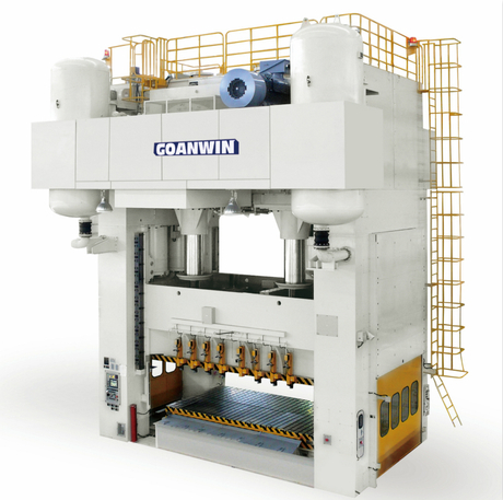 S2N Straight-Side Ececentric Punch Press