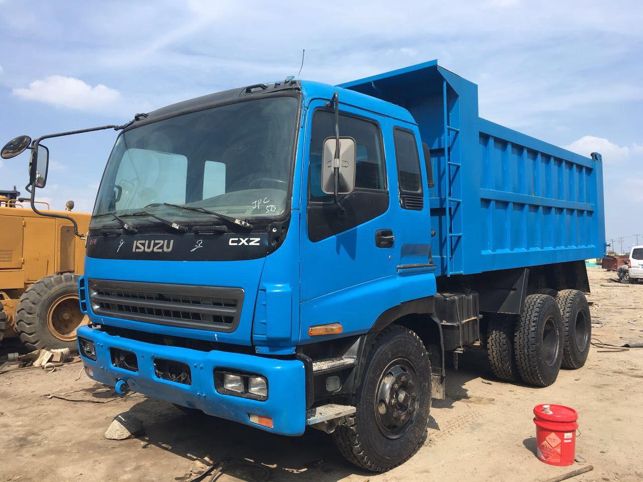 Fast Selling 10 Wheels Tipper High Quality HOWO Dump Truck