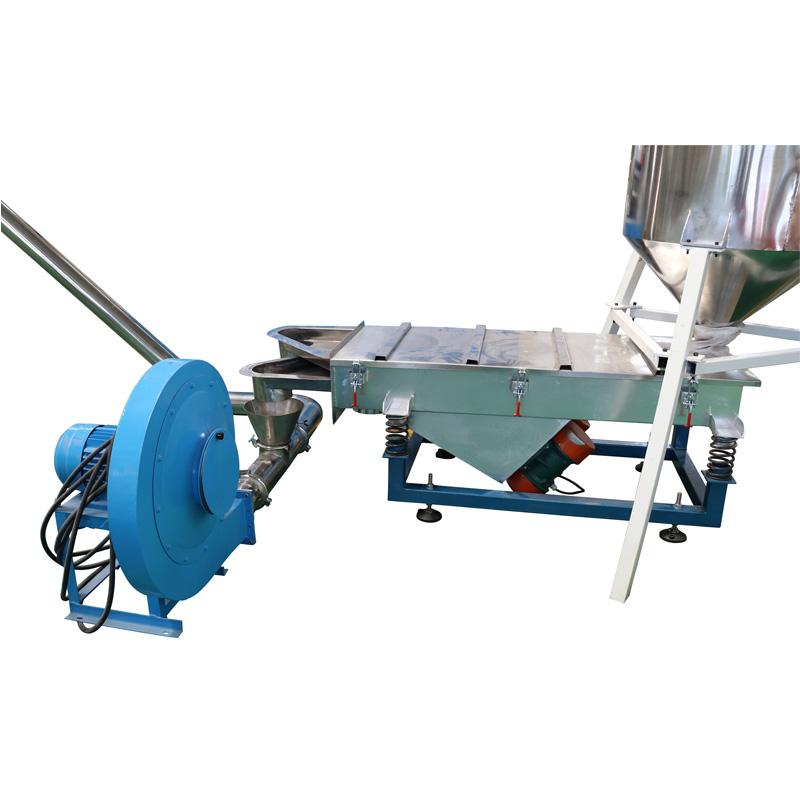 pvc hot cutting pelletizing line