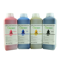 4colors/set 1000ml Roland Mimaki Mutoh Eco Max Ink Solvent Ink in Bottle CMYK
