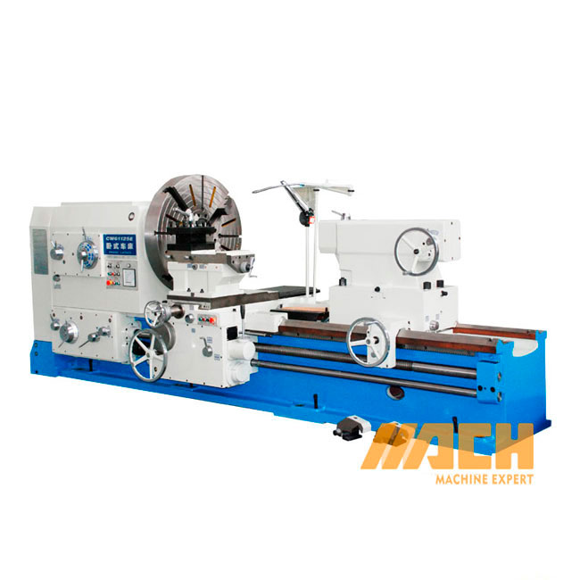 CW61125E High Precision Engine Metal Heavy Duty Lathe Machine