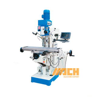 XZ6350C Conventional Vertical Milling Drilling Machine