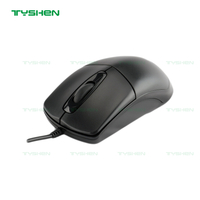 USB Mouse,Classic&Simple Design,2021 New Model, PixArt 7515 Sensor, High Performance