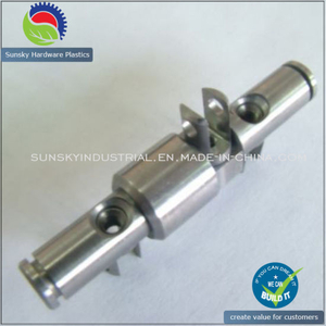 CNC Machining Stainless Bar Shaft Bush 2582