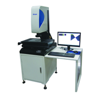 JVB-E/JVB-EF Series of Semi-automatic Video Measuring Machine