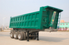 Sinotruk 25CBM 3 axle tipper semi trailer
