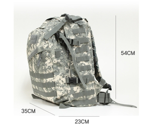 High Quality Military and Tactical 3day Backpack