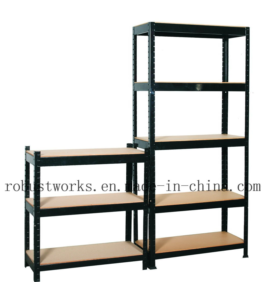 5 Tiers Metal Rack Storage Shelf (9045-175)