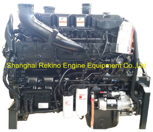 DCEC Cummins QSZ13-C380-II Construction industrial diesel engine motor 380HP 1900RPM