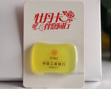 Telecome Bank Petro Oil Restaurant Custom Logo Hand Made Bathing Soap
